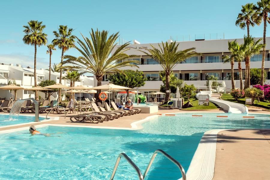 Holidays at Playa Park Club Aparthotel in Corralejo, Fuerteventura