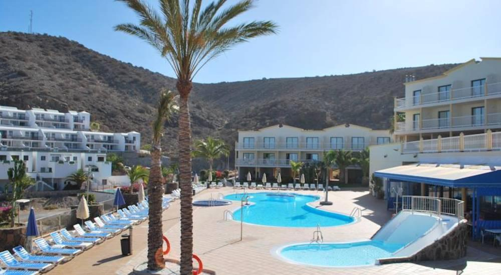 Holidays at Natural Park Apartments in Puerto Rico, Gran Canaria