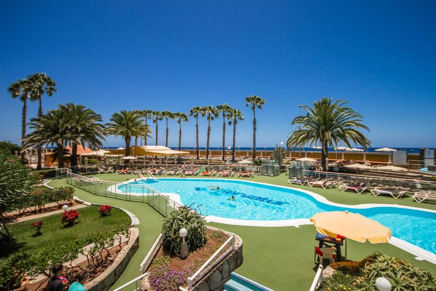Holidays at Green Beach Aparthotel in Patalavaca, Gran Canaria