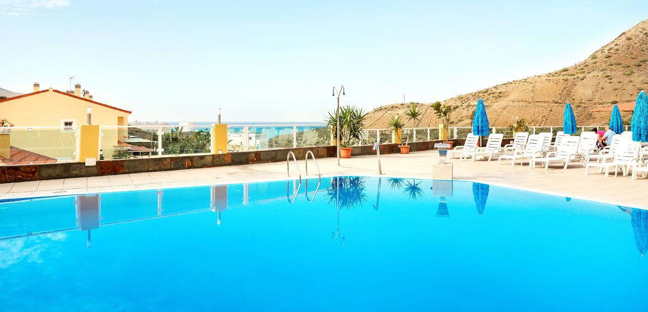 Holidays at Villa Del Mar Apartments in Patalavaca, Gran Canaria
