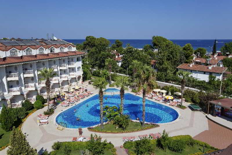 Holidays at Larissa Sultans Beach Hotel in Camyuva Kemer, Kemer