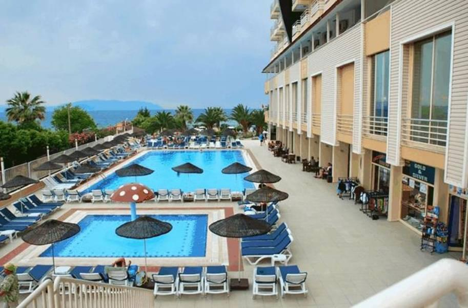 Holidays at Ephesia Hotel in Kusadasi, Bodrum Region