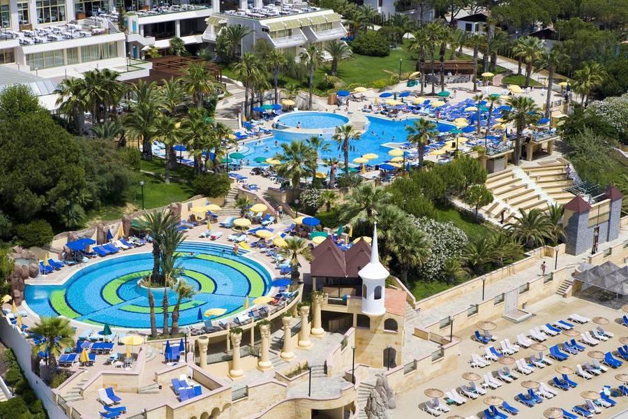 Fantasia Hotel Deluxe Kusadasi Bodrum Region Turkey Book Fantasia Hotel Deluxe Online