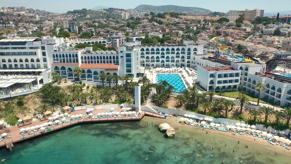 Holidays at Infinity by Yelken Aquapark & Resorts in Kusadasi, Bodrum Region