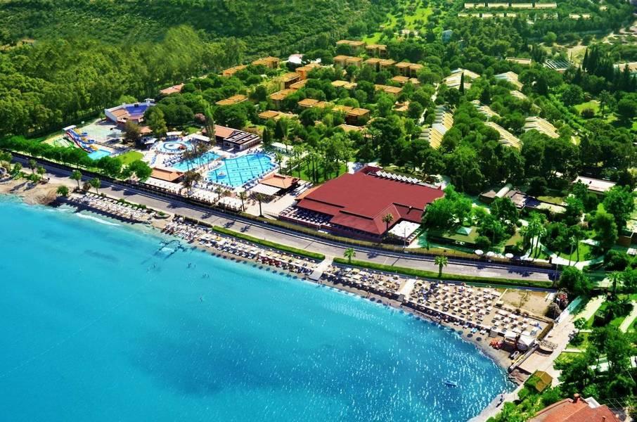 Holidays at Kustur Club Holiday Village in Kusadasi, Bodrum Region