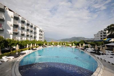 Holidays at Luna Beach Deluxe Hotel in Marmaris, Dalaman Region