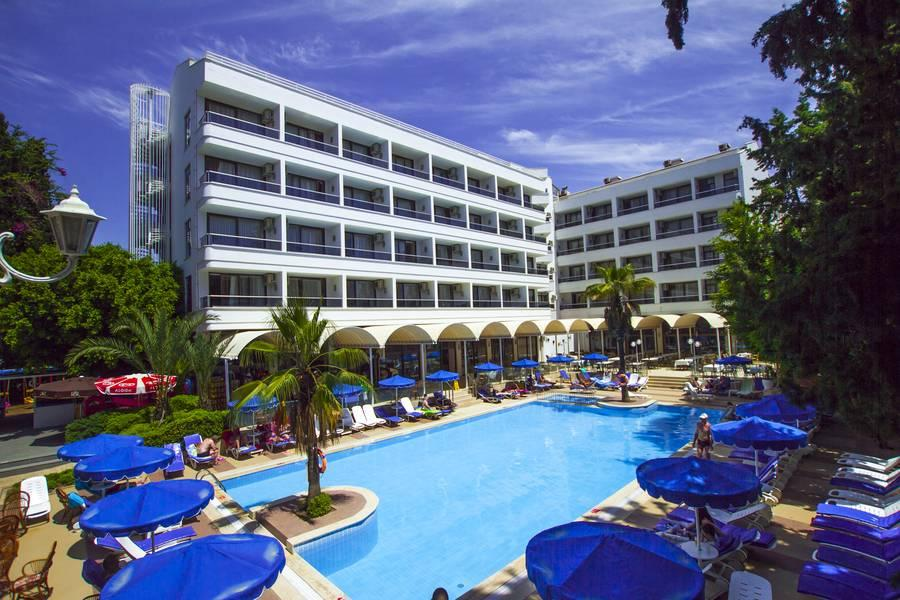 Holidays at Kayamaris Hotel in Marmaris, Dalaman Region