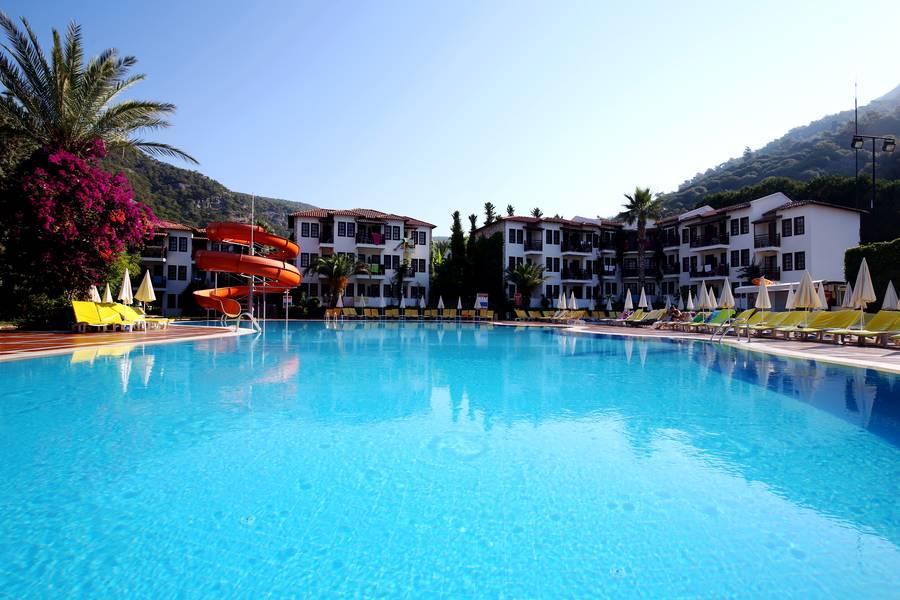 Holidays at Alize Hotel in Olu Deniz, Dalaman Region