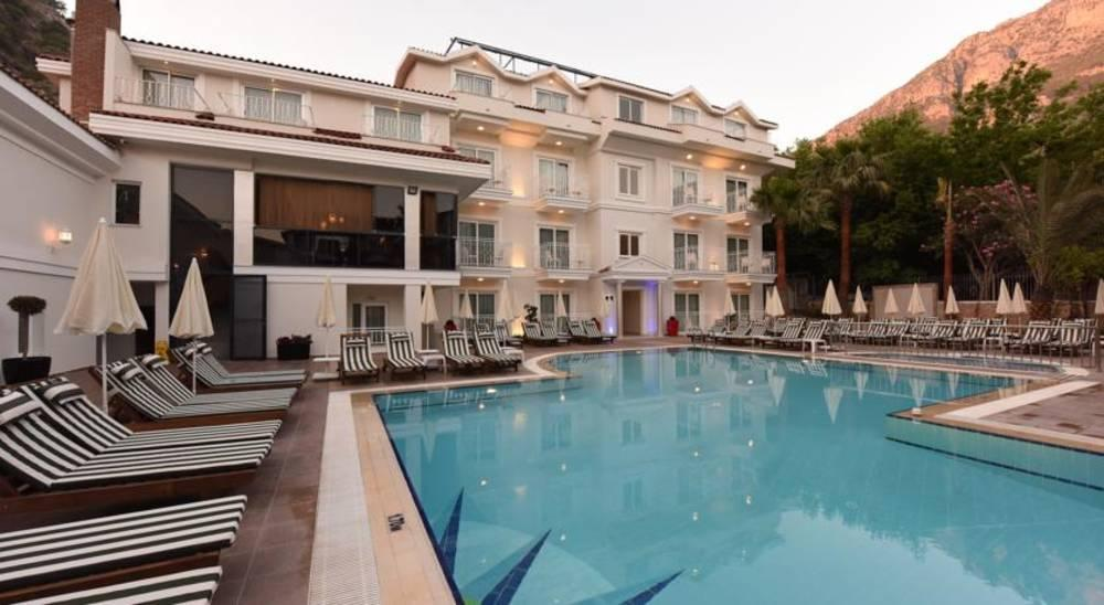 Holidays at Montebello Deluxe Hotel in Olu Deniz, Dalaman Region