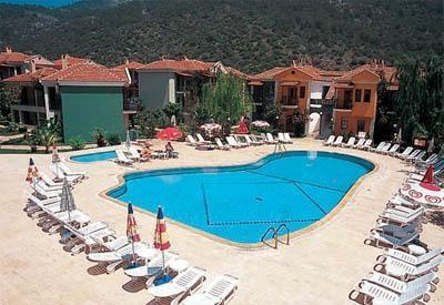 Holidays at Tower Hotel in Olu Deniz, Dalaman Region
