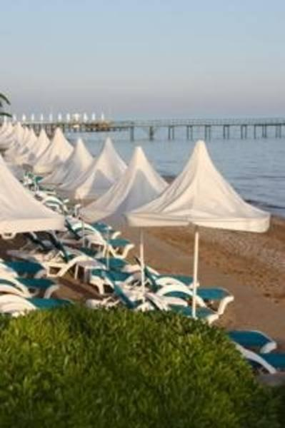 Turquoise Resort Hotel Side Turkey