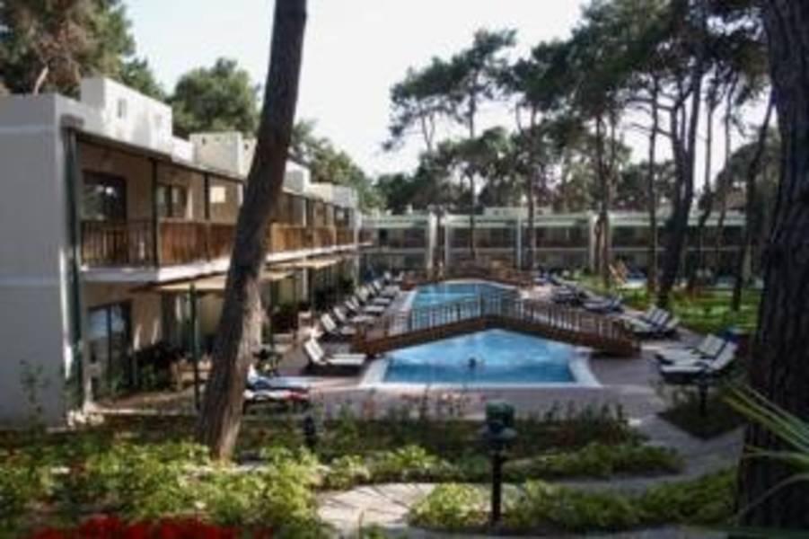 Holidays at Turquoise Resort Hotel & Spa in Side, Antalya Region