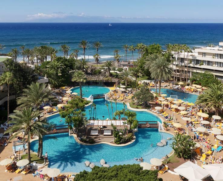Holidays at H10 Conquistador Hotel in Playa de las Americas, Tenerife