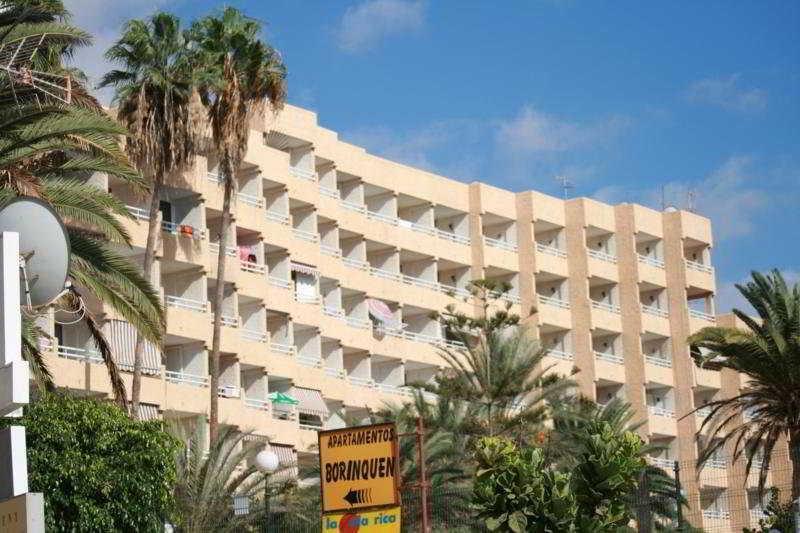 Holidays at Borinquen Apartments in Playa de las Americas, Tenerife
