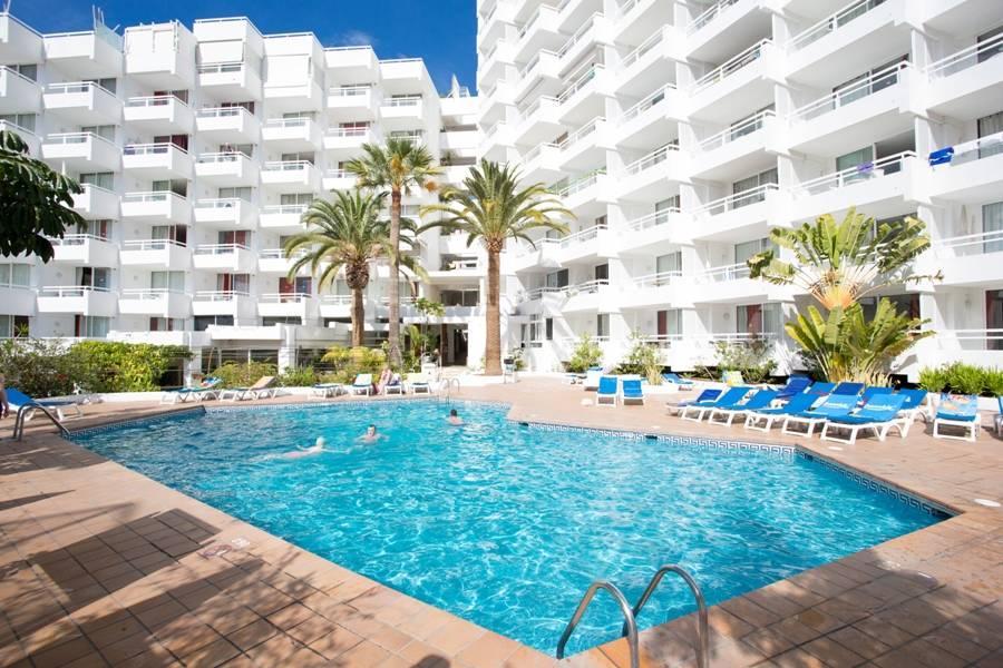 Holidays at Ponderosa Aparthotel in Playa de las Americas, Tenerife