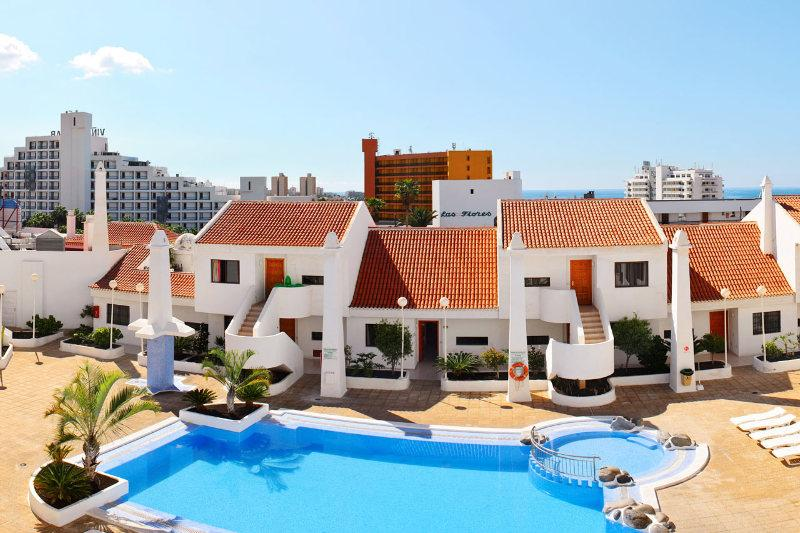 Garajonay Apartments, Costa Adeje, Tenerife, Canary ...