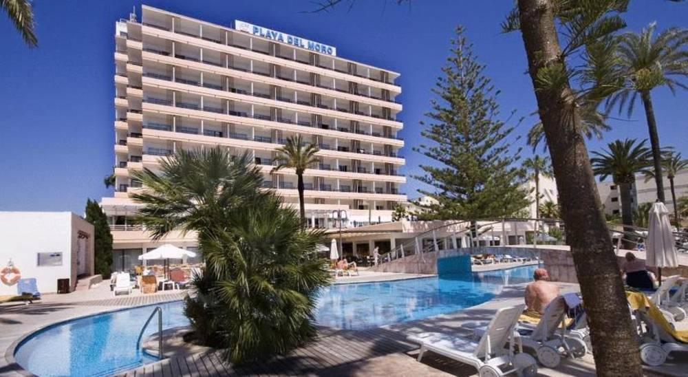 Holidays at Sentido Playa Del Moro Hotel in Cala Millor, Majorca