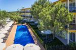 Holidays at Zafiro Tropic Aparthotel in Alcudia, Majorca