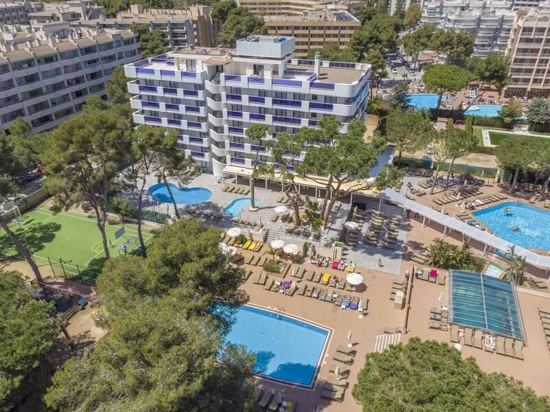 Golden port salou hotel salou costa dorada spain book - Hotel golden port salou and spa costa dorada ...