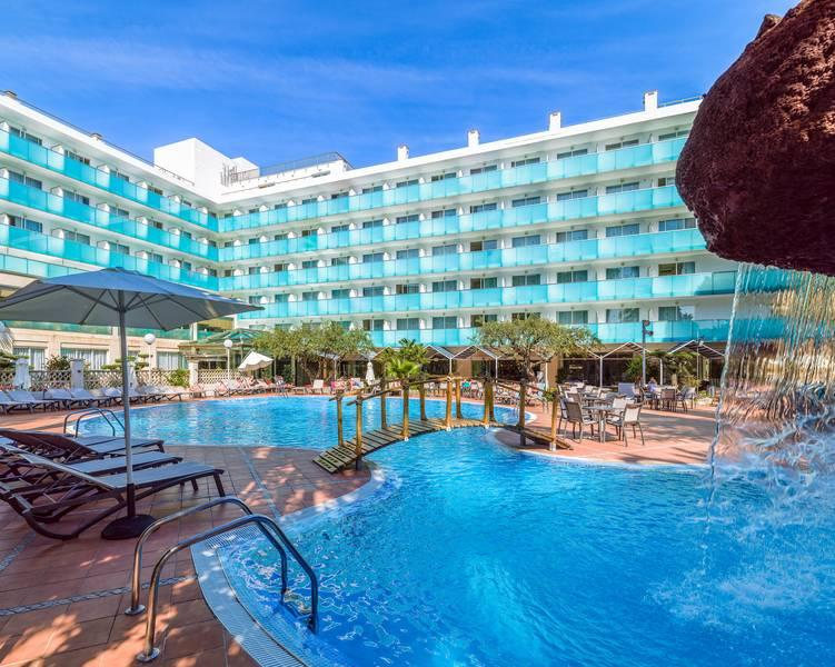 Holidays at H10 Delfin Park Hotel in Salou, Costa Dorada