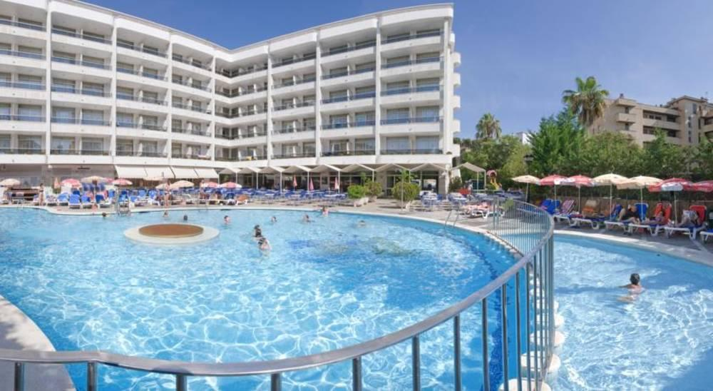 Holidays at Olympus Palace Hotel in Salou, Costa Dorada