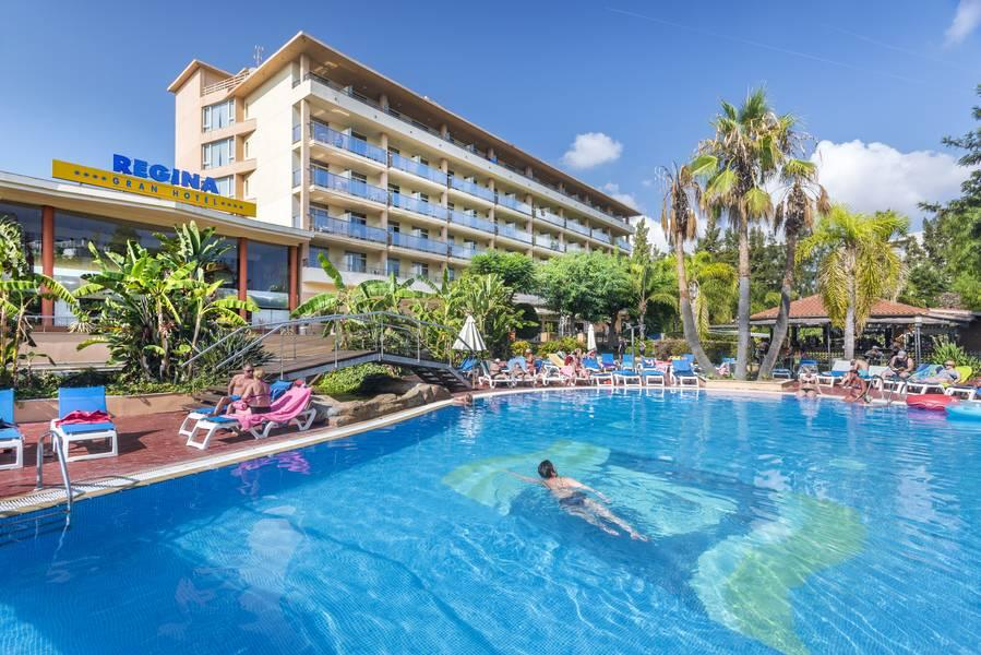 Holidays at Regina Gran Hotel in Salou, Costa Dorada