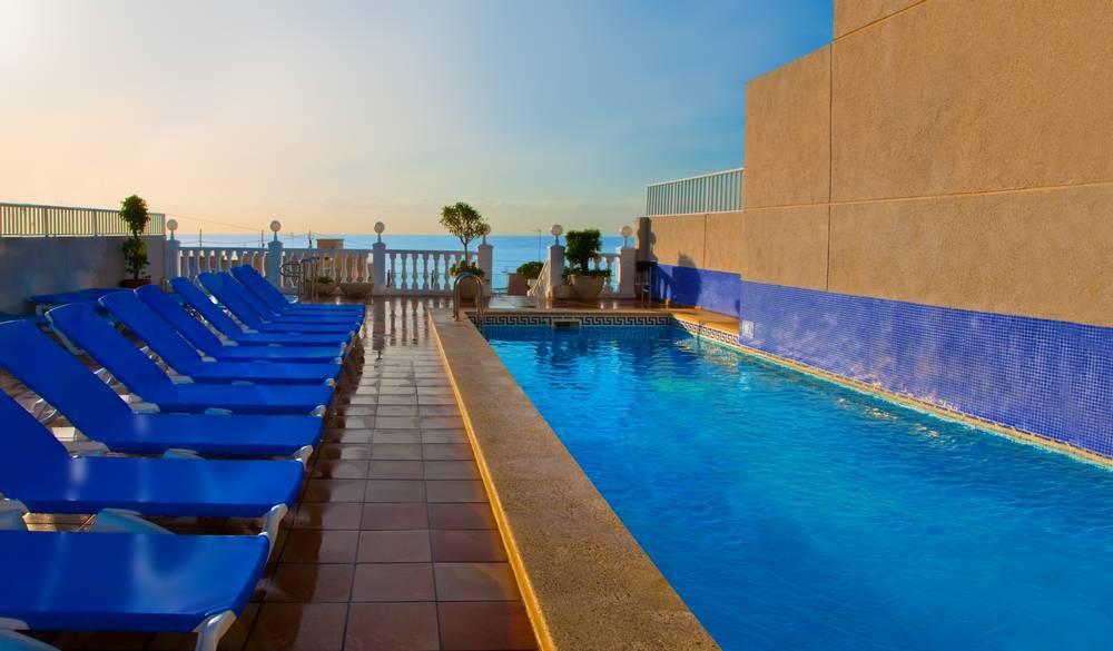 Holidays at Avenida Hotel in Benidorm, Costa Blanca