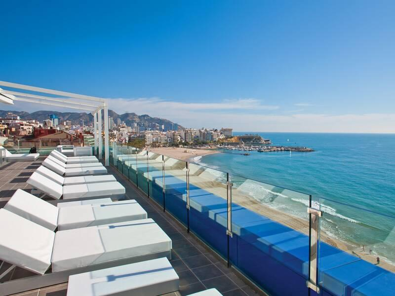 Holidays at Villa Del Mar Hotel in Benidorm, Costa Blanca