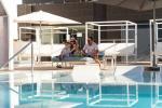 Seaview Jacuzzi at Villa Del Mar Hotel