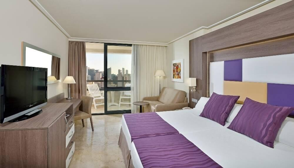 Melia benidorm hotel benidorm costa blanca spain book for Melia hotel