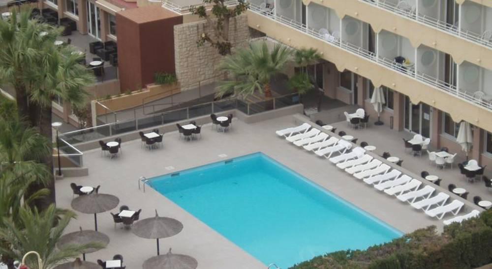 Holidays at Mont Park Hotel in Benidorm, Costa Blanca