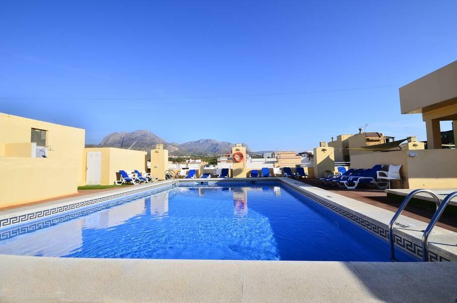 Holidays at Olympus Hotel in Benidorm, Costa Blanca