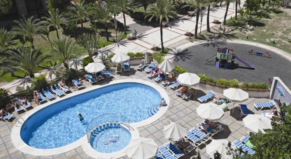 Holidays at Prince Park Hotel in Benidorm, Costa Blanca