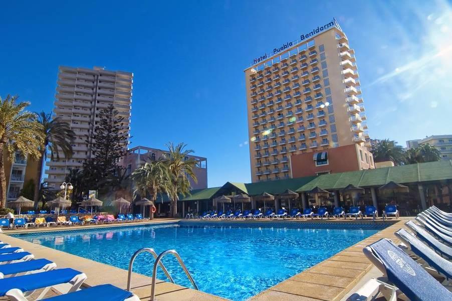 Holidays at Servigroup Pueblo Benidorm Hotel in Benidorm, Costa Blanca