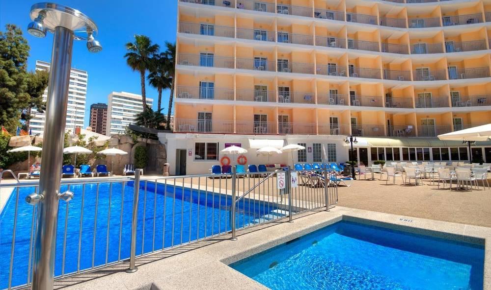 Holidays at Servigroup Rialto Hotel in Benidorm, Costa Blanca