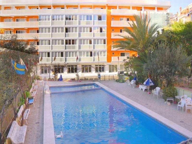 Holidays at Sol y Sombra Hotel in Benidorm, Costa Blanca