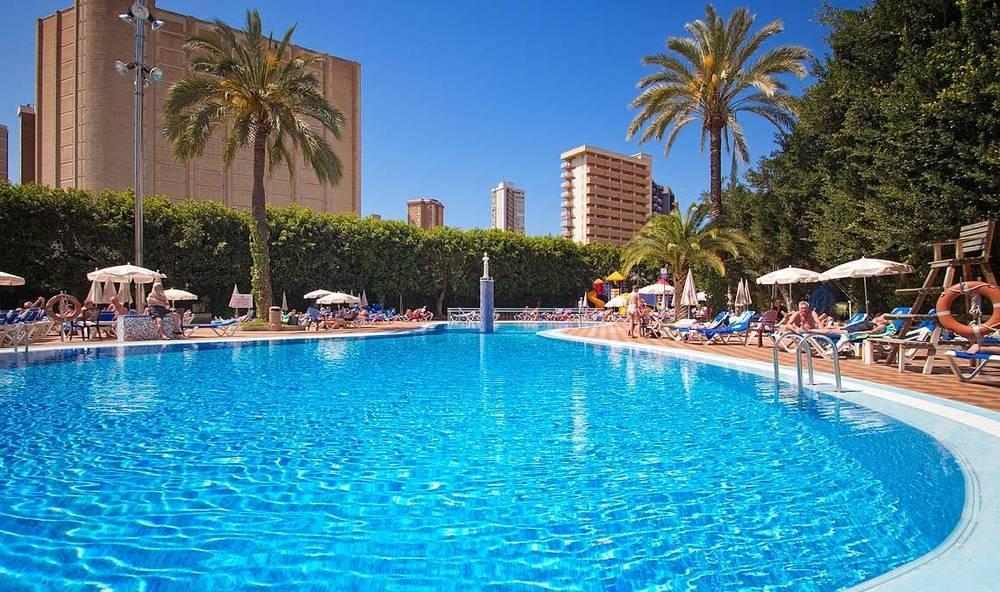 Holidays at Servigroup Venus Hotel in Benidorm, Costa Blanca
