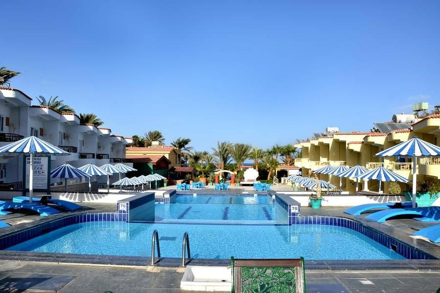 Holidays at Sand Beach Hotel in Hurghada, Egypt