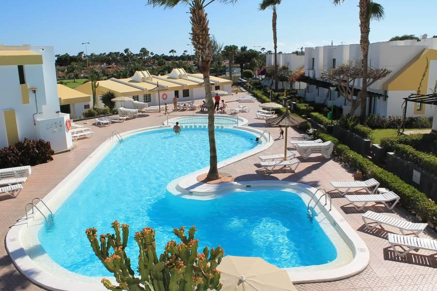 Holidays at Capri Bungalow Apartments in Maspalomas, Gran Canaria