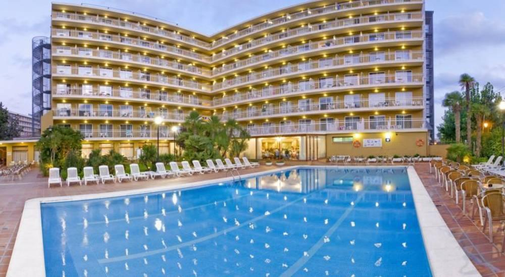 Holidays at President Hotel in Calella, Costa Brava