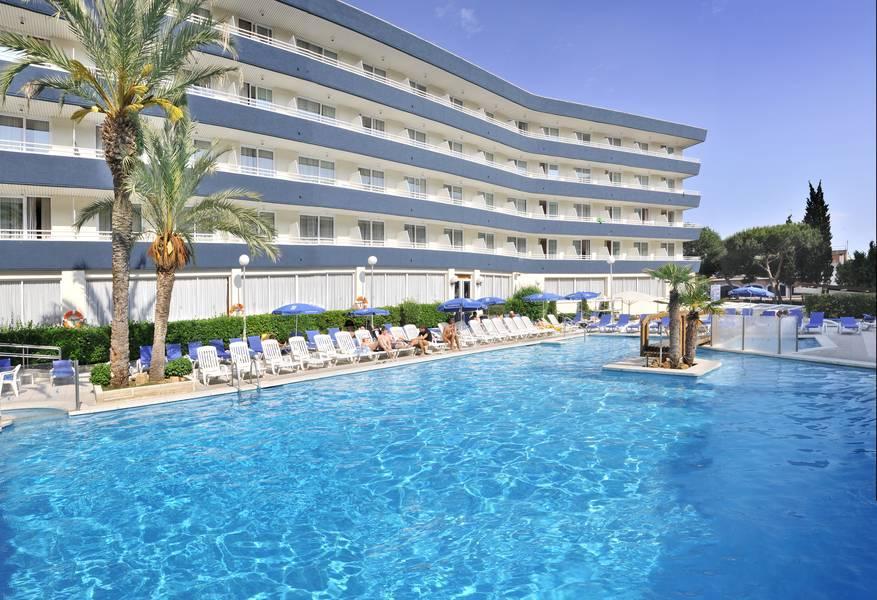 Holidays at Aquarium Hotel in Lloret de Mar, Costa Brava