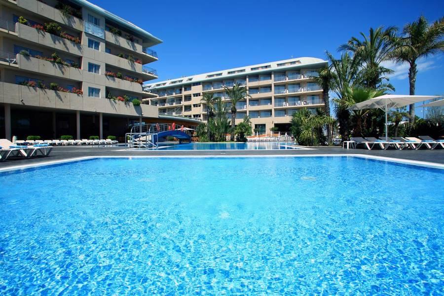 Holidays at Aqua Hotel Onabrava in Santa Susanna, Costa Brava