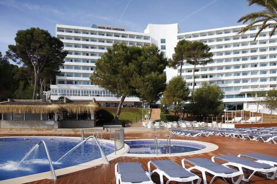 Holidays at Roc Carolina Hotel in Font de sa Cala, Majorca