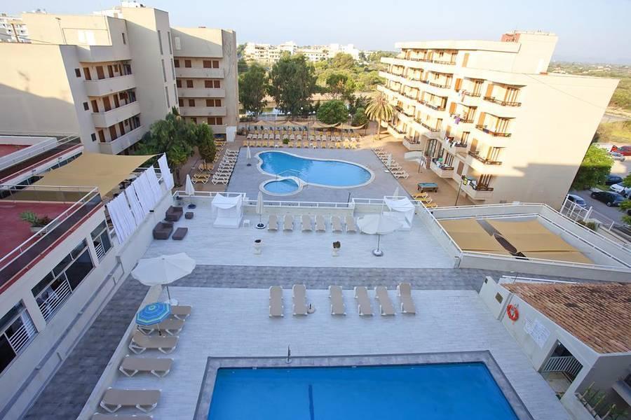 Holidays at Playamar Hotel & Apartments in S'Illot, Majorca