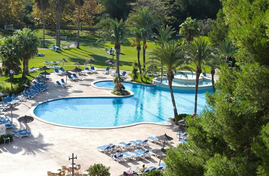 Holidays at Exagon Park Hotel in Ca'n Picafort, Majorca