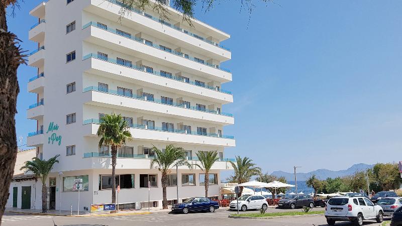 Stil mar y paz apartments ca 39 n picafort majorca spain - Apartamentos vacacionales mallorca ...
