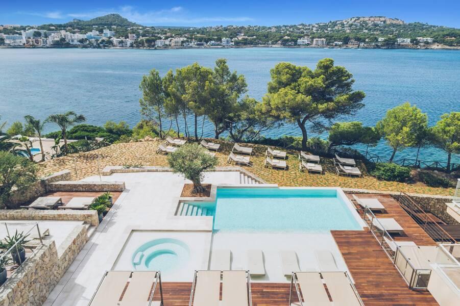 Iberostar jardin del sol suites spa santa ponsa for Hotel jardin del mar