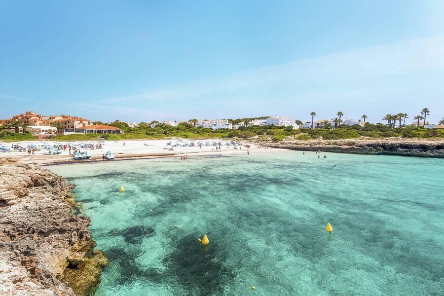 Holidays at Smartline Cala'n Bosch Hotel in Cala'n Bosch, Menorca