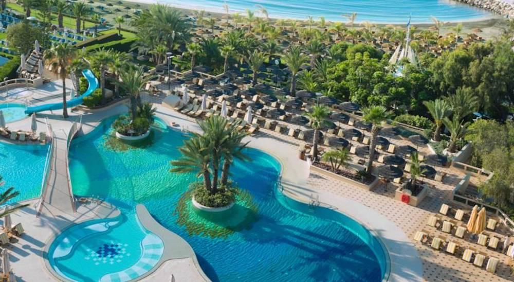 Holidays at Four Seasons Hotel in Limassol, Cyprus