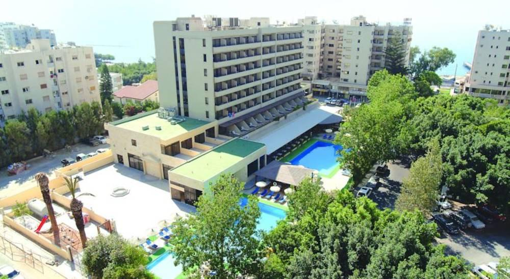 Holidays at Kapetanios Odyssia Hotel in Limassol, Cyprus